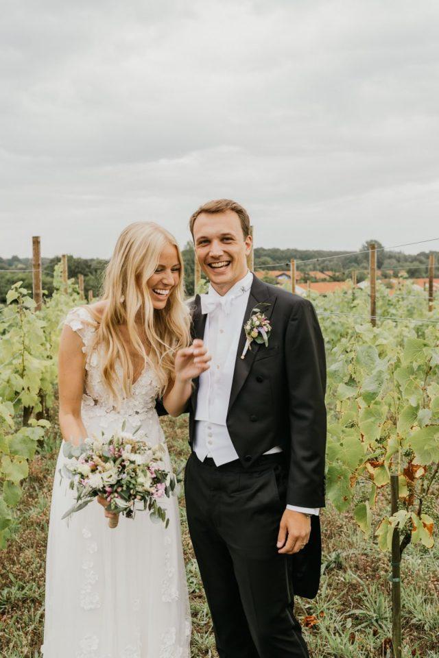 Wedding photographer in Denmark